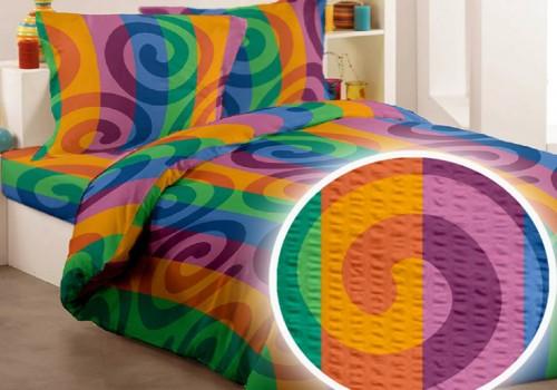 Beneficiile lenjeriilor de pat creponate