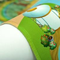 Covor Copii M182 Multicolor Dreptunghi Poliester