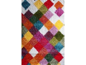 Covor Dreptunghiular Copii - Fantasy Multicolor - 12038/110