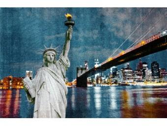 Covor Dreptunghiular New York - Kolibri Multicolor - 11125/142