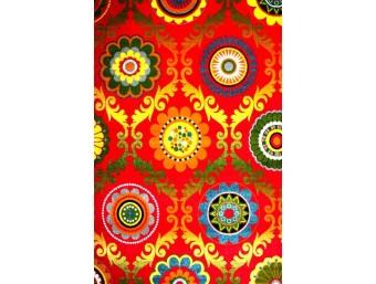 Covor Kolibri Rosu Dreptunghi - 11003/120