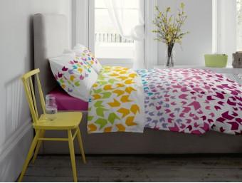 Lenjerie de pat dublu din Bumbac 100% Ranforce Loving Matisse V1 – XXL