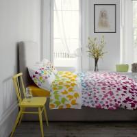 Lenjerie de pat dublu din Bumbac 100% Ranforce Loving Matisse V1