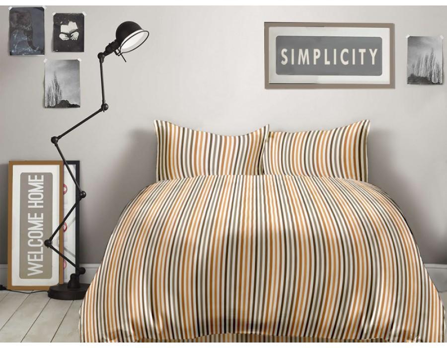 Lenjerie de pat dublu din Bumbac 100% Ranforce Simplicity V3