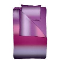 Lenjerie de pat 1 persoana din Bumbac 100% Creponat Boreal V2