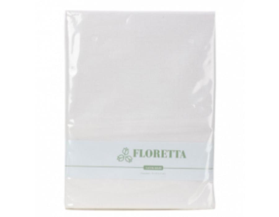 Set fete de perna Floretta Crem 50x70 cm