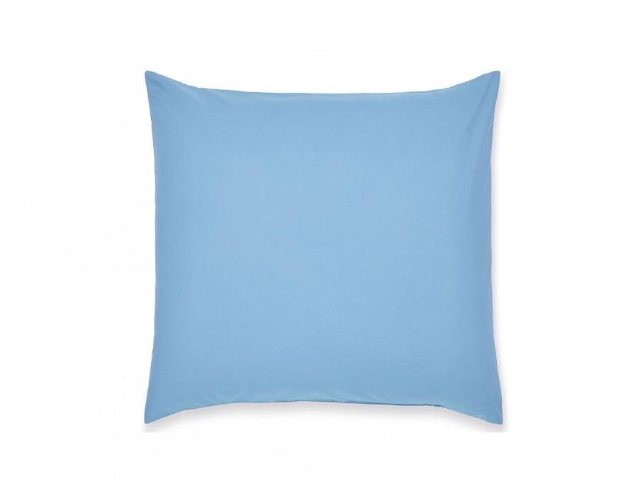 Set 2 fete de perna 70x70 cm bumbac 100% Albastru