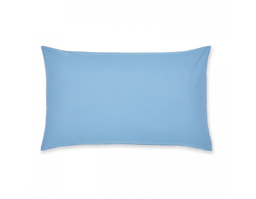 Set 2 fete de perna 50x70 cm bumbac 100% Albastru