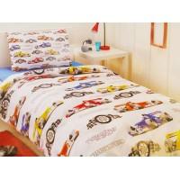 Lenjerie de pat copii Bumbac 100% Champion