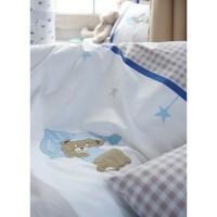 Lenjerie de pat copii Bumbac 100% Sleep Bear
