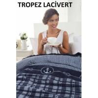 Patura Bumbac Tropez Lacivert 150x200 cm