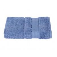Prosop bumbac Trendy Albastru inchis